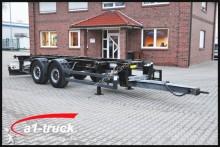 remolque Schmitz Cargobull ZWF 18, Midi, Deichsel höhen- Längenverstellbar.
