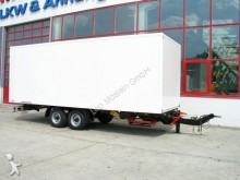 rimorchio furgone nuovo