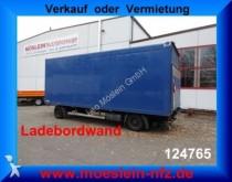 remolque Ackermann 2 Achs Kofferanhänger mit LBW