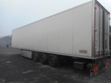 new multi temperature refrigerated trailer