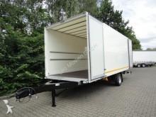 Moeslein 1 Achs Kofferanhänger zum Durchladen, Neufahrzeu trailer