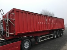 used Kaiser scrap dumper trailer