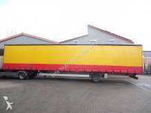 remolque Schmitz Cargobull Tang-Tautliner-Einachser-13,60 m