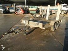 remorca transport utilaje second-hand
