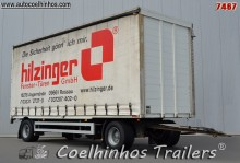 used Zikun tarp trailer