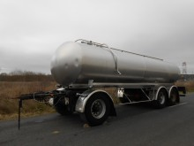 used ETA food tanker trailer