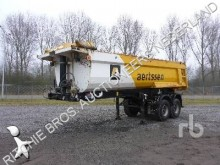 used Langendorf tipper trailer