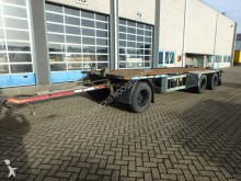 remorque GS Meppel 3x saf container 20ft