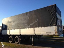 used Montenegro flatbed trailer
