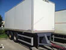 used Lecitrailer box trailer