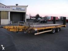 remorca transport utilaje Gourdon