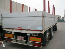 used Cardi dropside flatbed trailer