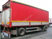 used Cardi tarp trailer