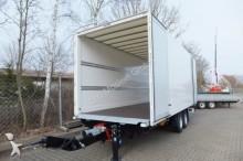 Moeslein Tandem Koffer Anhänger, Durchladbar trailer