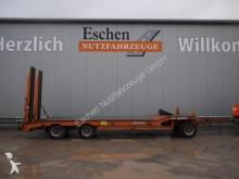 remorque Mueller 3 Achs Tieflader T3, Blatt