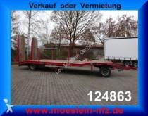 Goldhofer 2 Achs Tiefladeranhänger, ABS trailer