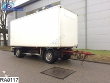 Fruehauf Autonoom Chereau isolated loading platform trailer