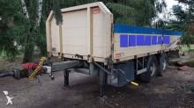 Kaiser PLATEAU 2 ESSIEUX 18T trailer