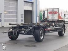 rimorchio Schmitz Cargobull AWF 18* BDF* 385/55R22,5* Schmitz Achsen*