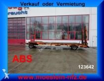 Müller-Mitteltal 2 Achs Tieflader Anhänger trailer