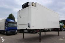 used double deck refrigerated trailer