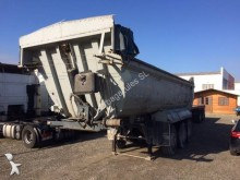 used Rojo tipper trailer