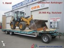 remorca transport utilaje Müller-Mitteltal
