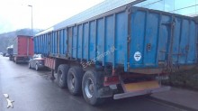 used Leciñena tipper trailer