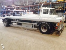 Trouillet hook lift trailer