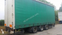 rimorchio cassone centinato General Trailers
