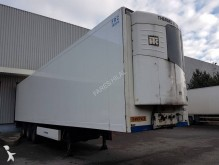 Krone multi temperature refrigerated trailer
