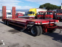 rimorchio trasporto macchinari Bertoja