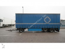 remorca Floor 3 AXLE CURTAINSIDE TRAILER