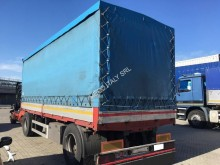 used Viberti tarp trailer