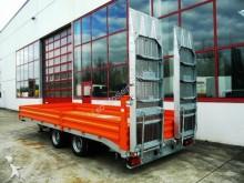 new Moeslein heavy equipment transport trailer