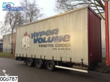 Merker tautliner trailer