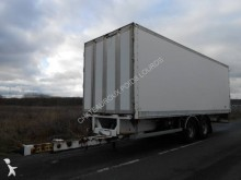 used plywood box trailer