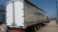 used Montenegro sliding tarp system tarp trailer