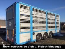 used Pezzaioli livestock trailer