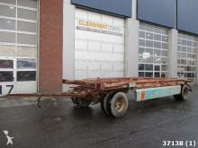used Jung container trailer