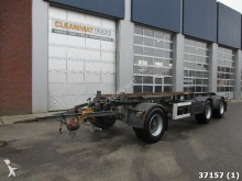 used GS Meppel container trailer