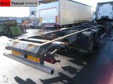 used Lecitrailer container trailer