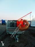 Humbaur HTK 3000.31 Stahlklappen + Laubsauger Stoll Vorf trailer