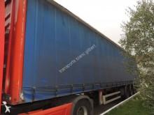 used Fruehauf tautliner trailer