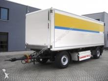 Rohr KA18-L/2 Achser/LBW BÄR/Mitsubishi trailer