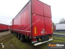 used Schmitz Cargobull box trailer