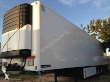 used Lamberet mono temperature refrigerated trailer