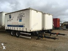 used Lecitrailer tautliner trailer