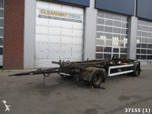 used AJK container trailer