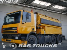 DAF 85.330 6X2 Manual Lenkachse Steelsuspension Pump trailer